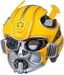 Купить <b>Hasbro Transformers маска БАМБЛБИ</b> электронная yellow ...