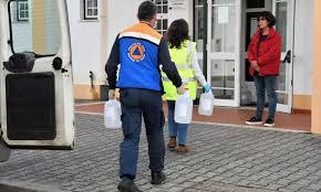 Autarquia de Santiago do Cacém em parceria para produzir álcool gel para instituições