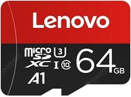 <b>Lenovo 64G Memory Card</b> Class10 High Speed Micro SD Card, A ...