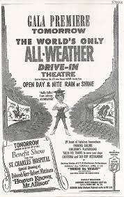 Johnny All Weather Drive-In