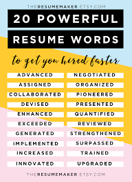 resume power words resume tips resume template resume resume power words resume tips resume template resume words action words resume tips college resume help resume advice want to travel the world