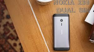 Обзор <b>Nokia 230</b> Dual Sim - YouTube