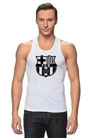 Майка классическая <b>Барселона</b> (<b>Барса</b>) #717382 по цене 1 267 ...