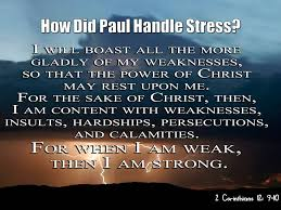 Image result for 2 corinthians 10:5