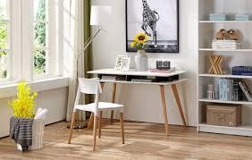 <b>Стол письменный Nordic</b>, белый | Купить по выгодной цене в ...