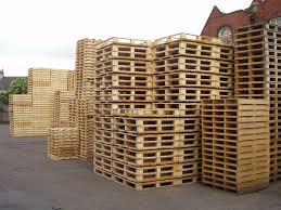 Pallet sản xuất hàng loạt tại đây