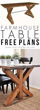 diy furniture project plan