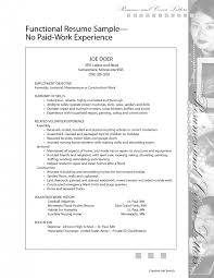 cover letter work experience  seangarrette cocover letter work experience resume