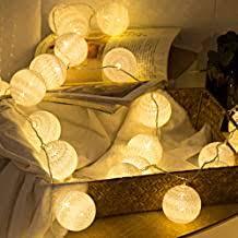 cotton ball lights - Amazon.com