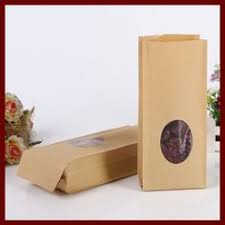 Find More Packaging Bags Information about 10*24+6 <b>10pcs</b> brown ...