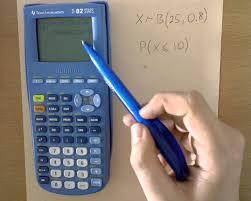 ti stats statistics using binomcdf binompdf binomial ti 82 stats statistics 1 using binomcdf binompdf binomial distribution
