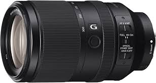 Sony FE 70-300mm SEL70300G F4.5-5.6 G OSS ... - Amazon.com