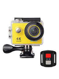 <b>Экшн камера EKEN H9R</b> YELLOW <b>Ultra</b> HD 4K 25 fps Артикул ...