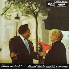 <b>Count Basie</b> Proves He's Still Got The Swing With <b>April</b> In Paris