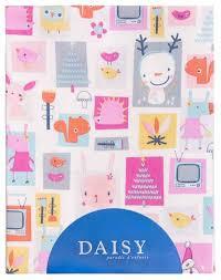 Многоразовые <b>пеленки Daisy фланель</b> 75x120 — купить по ...