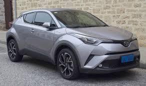 <b>Toyota C</b>-<b>HR</b> - Wikipedia