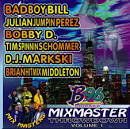 B-96 Mixmaster Throwdown, Vol. 1