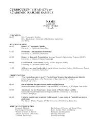 best photos of curriculum sample vitae cv examples professional academic curriculum vitae resume template