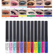 Matte Liquid Eyeliner, Spdoo 12 Colors Waterproof ... - Amazon.com