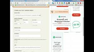 make an mla website citation via son of a citation machine make an mla website citation via son of a citation machine