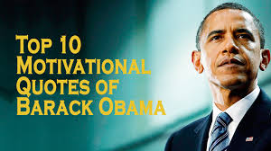 Top 10 Motivational Quotes of Barack Obama - Motivational Video ...