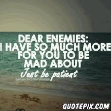 Enemy Quotes Love. QuotesGram via Relatably.com
