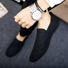 Printing Casual <b>Shoes</b> Color Matching <b>Men</b> Flats <b>Peas Shoes</b>-buy at ...