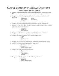 how to write a comparative analysis resume ideas how x cover letter gallery of comparative analysis essay example