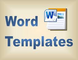 making templates in microsoft word making templates in microsoft word