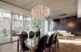 brilliant small rustic home interior dining room