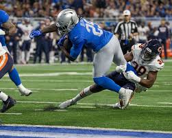Detroit Lions: Is it one and done for LeGarrette Blount?