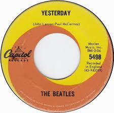 Image result for the beatles yesterday