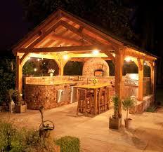 gallery outdoor kitchen lighting: outdoor kitchen lighting ideas innovative with image of outdoor kitchen ideas
