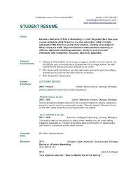 college student resume template   http   resumesdesign com college    college student resume template   http   resumesdesign com college student