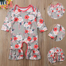 <b>Spring and Autumn Baby</b> Rompers Floral Promotion-Shop for ...