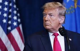 """Трамп утверждает, что США """"разгромили фашизм и <b>коммунизм</b> ..."""