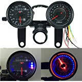 E-Bro <b>12V</b> Multi Function <b>Motorcycle</b> LCD Digital <b>Odometer</b>…
