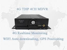 A6S41- 3/<b>4G</b> Dual <b>SD Card</b> full function <b>GPS</b> WIFI Mobile DVR/MDVR