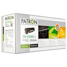 ≡ <b>Картридж</b> лазерный PATRON Extra <b>CANON</b> 737, PN-737ER ...