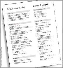 interview with a recruiter  resumes   karen j lloyd    s storyboard blogkjl mock resume full  references