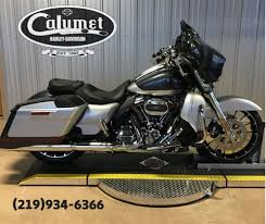 <b>CVO</b>™ Street Glide® | Calumet Harley-Davidson®
