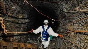 Resultado de imagen para imagenes de la mina más profunda de sudáfrica