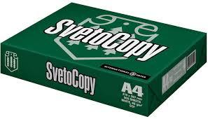 Купить <b>Бумага</b> для принтера <b>SvetoCopy</b> А4, 500 л с доставкой по ...
