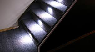 banner2 automatic led stair lighting