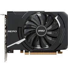Купить <b>Видеокарта MSI Radeon RX</b> 550 Aero ITX 2G OC в ...