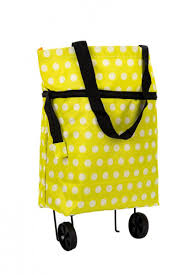 <b>Хозяйственная складная сумка</b> с выдвижными колесиками ...
