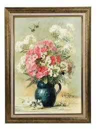 """Картина в <b>раме</b> """"<b>Летний</b> букет с пчелками"""" Elenadecor 9659669 в ..."""