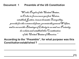 "dbq essay   scaffolding us constitution   sectionalism historical    ""we the people of the united states  in order to form a more perfect"