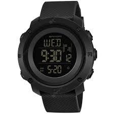 Sanda 361 <b>Men's</b> Fashion Luminous Electronic Watch Waterproof ...