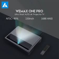 Original Wemax One PRO <b>Laser Projector TV</b> Android Home ...